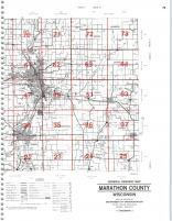 Map Image 047, Marathon County 1992